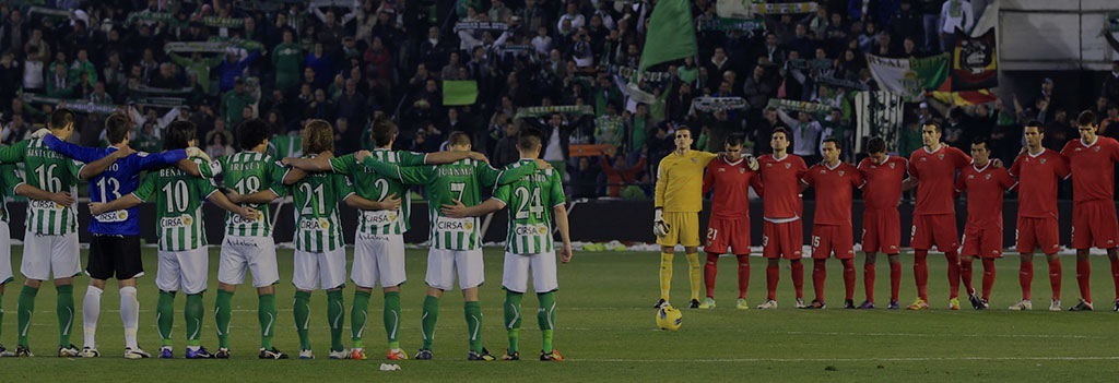 Fútbol en Sevilla